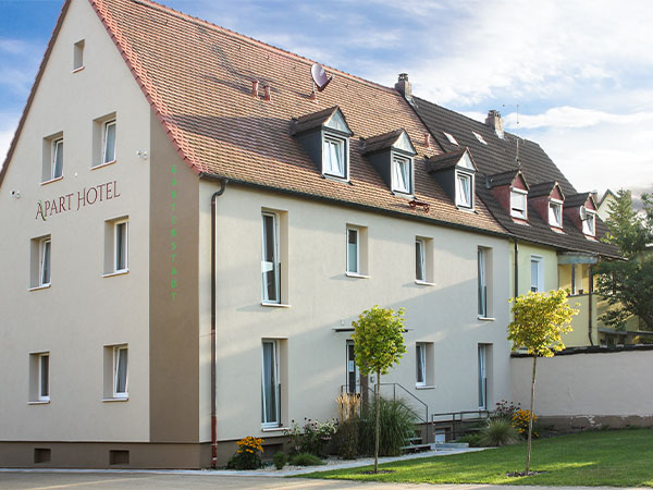 Aparthotel Bamberg Gartenstadt